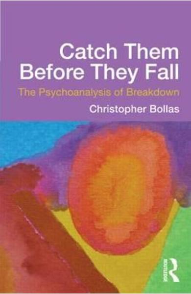 Catch Them Before They Fall: The Psychoanalysis of Breakdown - Christopher Bollas