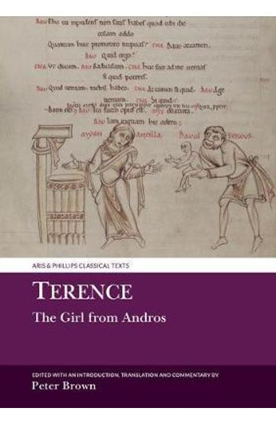 Terence: The Girl from Andros - Peter Brown