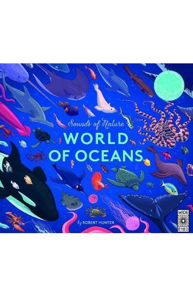 Sounds of Nature: World of Oceans - Claire Grace