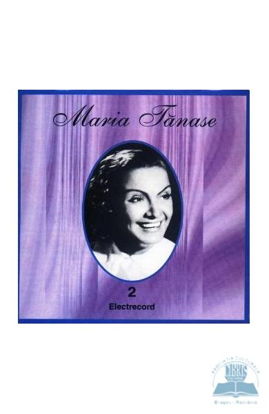 CD Maria Tanase - vol. 2