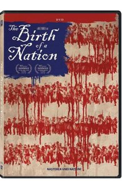 DVD The birth of a nation - Nasterea unei natiuni