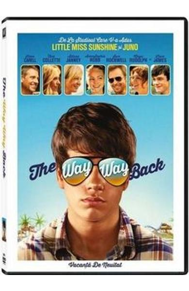DVD The way way back - Vacanta de neuitat