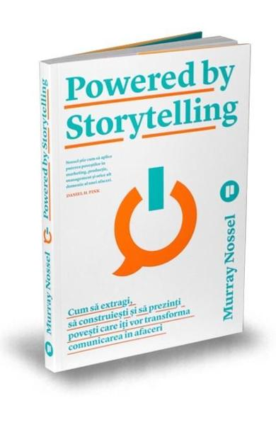 Powered by Storytelling - Murray Nossel
