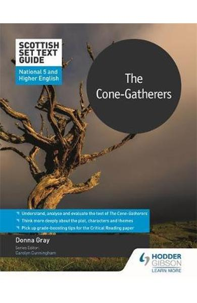 Scottish Set Text Guide: The Cone-Gatherers for National 5 a - Donna Gray