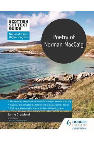 Scottish Set Text Guide: Poetry of Norman MacCaig for Nation - Jamie Crawford