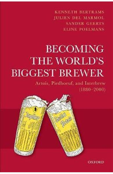 Becoming the World's Biggest Brewer - Kenneth Bertrams