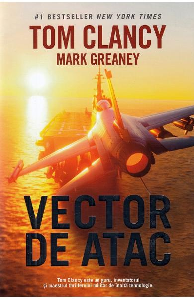 Vector de atac - Mark Greaney, Tom Clancy