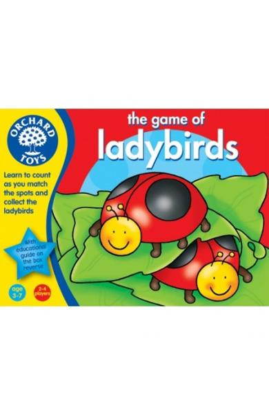 The game of Ladybirds. Jocul buburuzelor