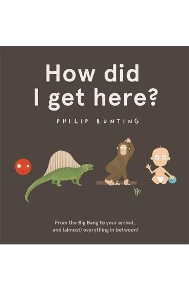 How Did I Get Here? - Phillip Bunting