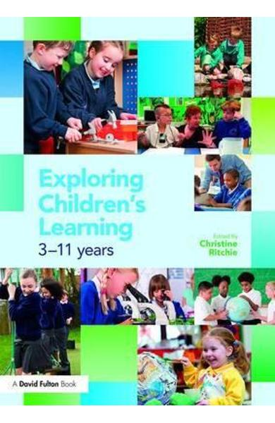 Exploring Children's Learning - Christine Ritchie