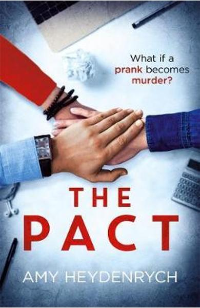 Pact - Amy Heydenrych