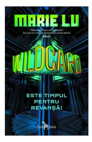 Warcross Vol.2: Wildcard - Marie Lu