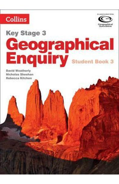 Geographical Enquiry Student Book 3