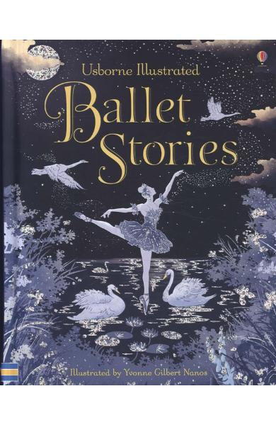 Illustrated Ballet Stories -