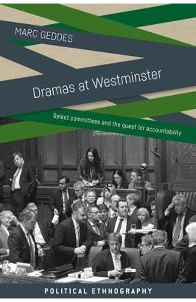 Dramas at Westminster - Marc Geddes