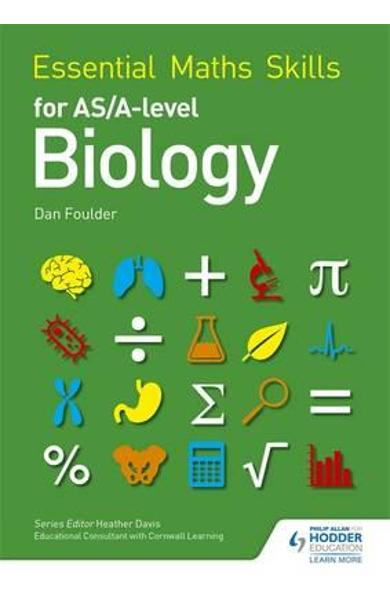 Essential Maths Skills for as/A Level Biology