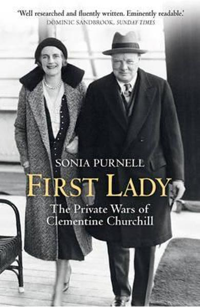 First Lady - Sonia Purnell