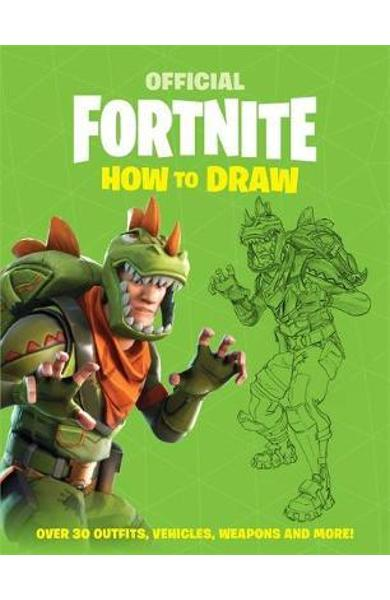 FORTNITE Official: How to Draw -