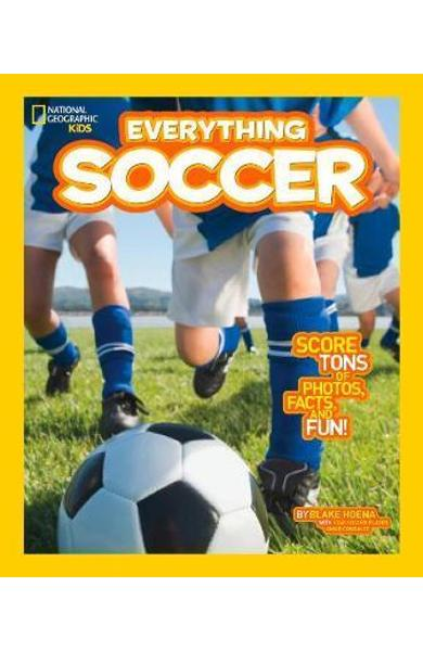 Everything Soccer - Blake Hoena