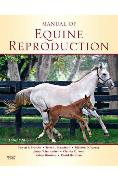 Manual of Equine Reproduction - Steven Brinsko
