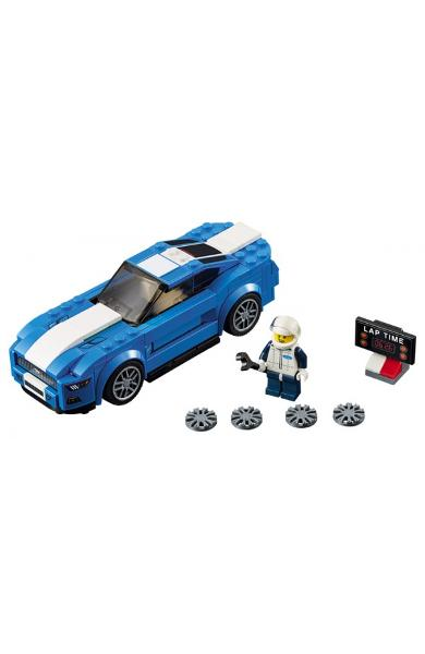 Lego Speed Ford Mustang GT 7-14 ani
