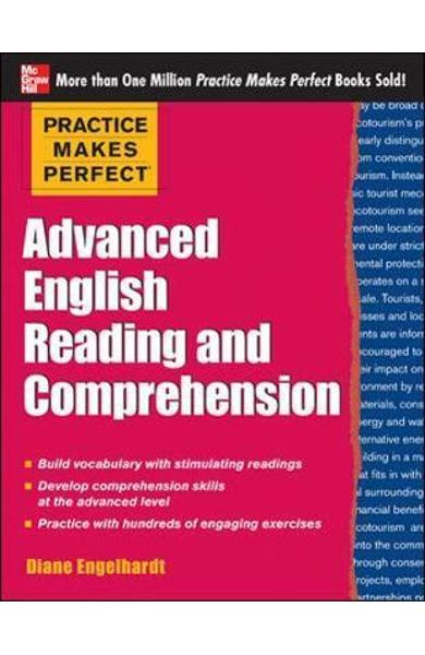 Practice Makes Perfect Advanced English Reading and Comprehe