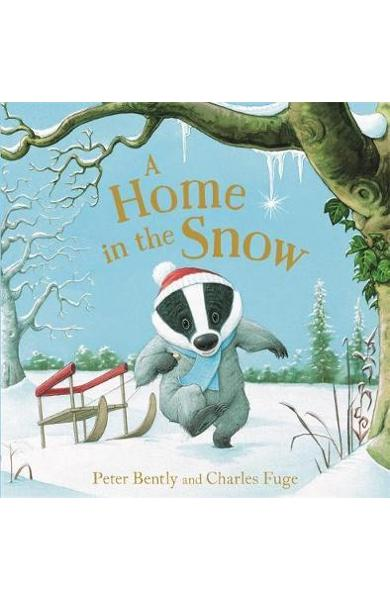 Home in the Snow - Peter Bently