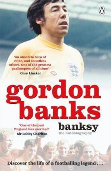 Banksy - Gordon Banks