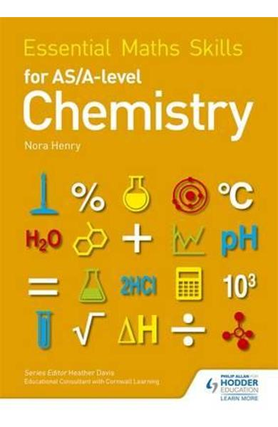 Essential Maths Skills for as/A Level Chemistry