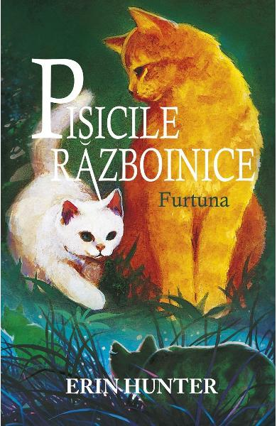Pisicile Razboinice Vol.4: Furtuna - Erin Hunter