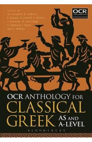 OCR Anthology for Classical Greek as and A-Level