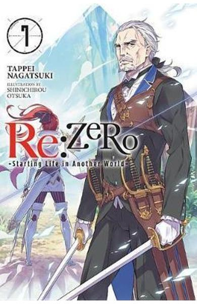 re:Zero Starting Life in Another World, Vol. 7 (light novel)