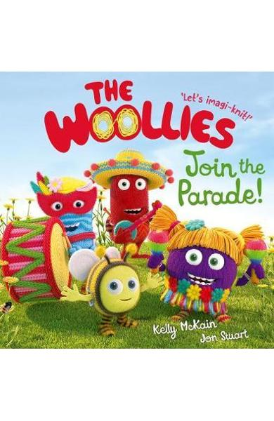 Woollies: Join the Parade!