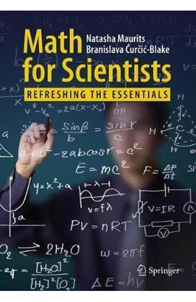 Math for Scientists