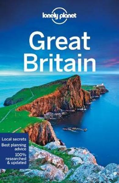 Lonely Planet Great Britain -