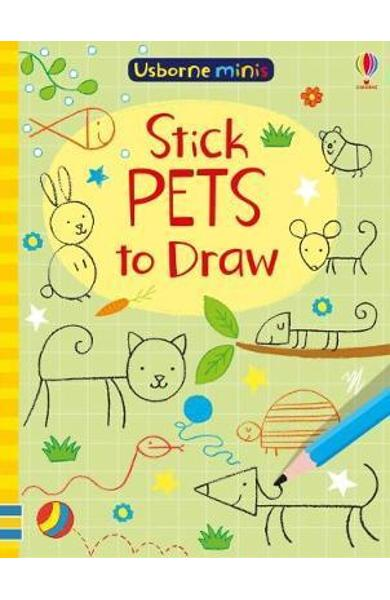 Stick Pets to Draw - Sam Smith