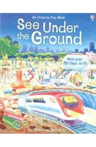 See Inside Under the Ground -