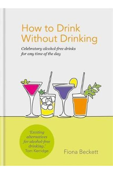How to Drink Without Drinking - Fiona Beckett
