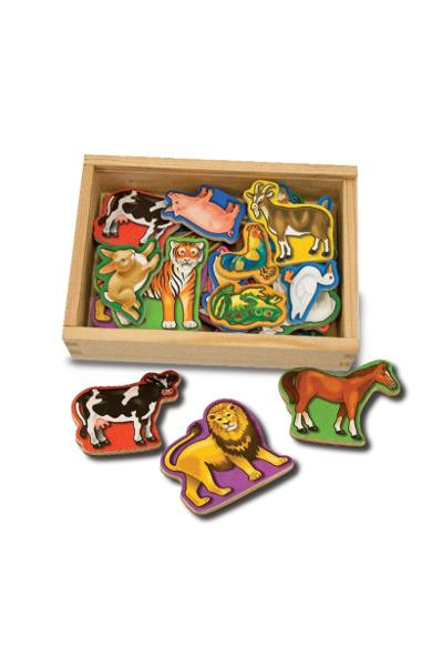Animal magnets. Animale magnetice