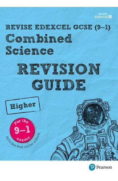 Revise Edexcel GCSE (9-1) Combined Science Higher Revision G