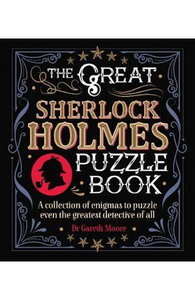 Great Sherlock Holmes Puzzle Book -