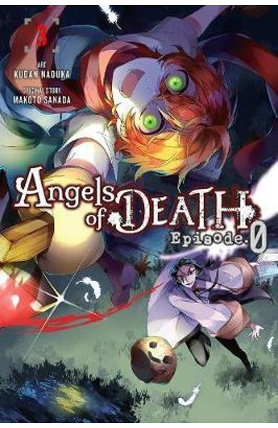 Angels of Death: Episode 0, Vol. 3 - Kudan Naduka