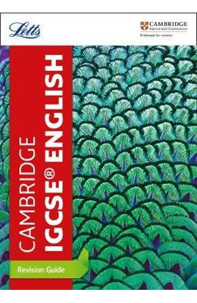Cambridge IGCSE (R) English Revision Guide