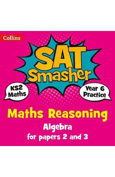 Year 6 Maths Reasoning - Algebra for papers 2 and 3 -
