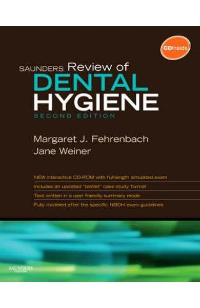 Saunders Review of Dental Hygiene - Margaret Fehrenbach