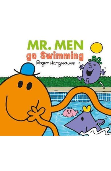 Mr. Men go Swimming - ROGER HARGREAVES