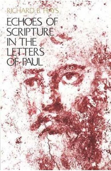 Echoes of Scripture in the Letters of Paul - Richard B Hays