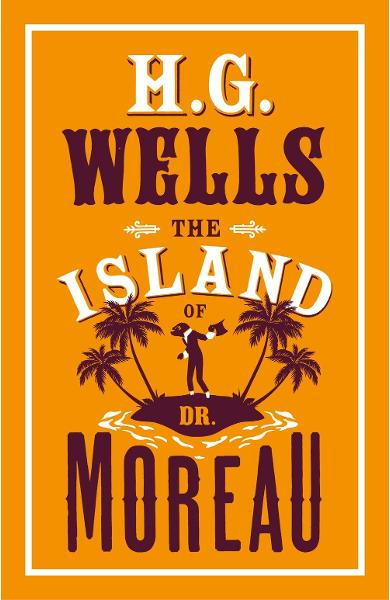 Island of Dr Moreau - H.G. Wells