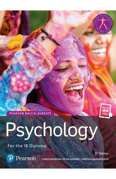 Pearson Psychology for the IB Diploma - Christian Bryan