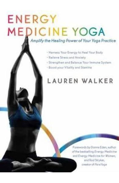 Energy Medicine Yoga - Lauren Walker